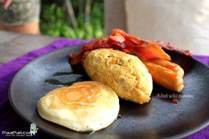 """ติดใจ """"อาหารเช้า"""" ที่ Evason Hua Hin"""