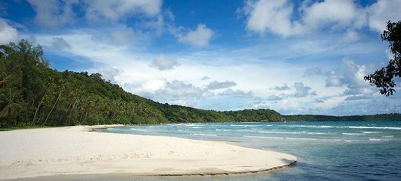 """ตะลอนเที่ยว """"เกาะกูด"""" เริงร่าท้าลมทะเล"""