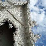 สะพายเป้เที่ยวเชียงราย(หน้าฝน) ตอนที่6|| วัดร่องขุ่น ความบอบช้ำ จากแผ่นดินไหว