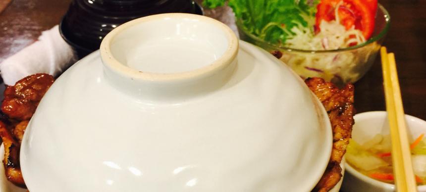 Hokaido Butadon Tokachi กินข้าวหน้าหมูย่าง