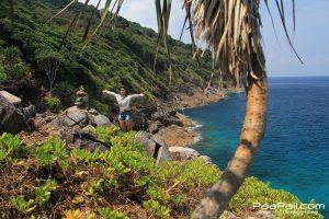 เกาะตาชัยด้านหลัง