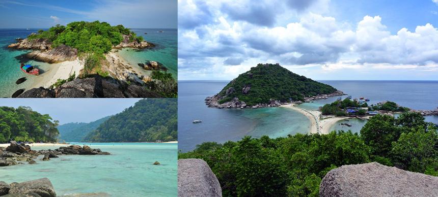 ทะเลไทยสวยติดอันดับโลก