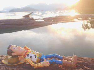 Woody on tour  ใครๆ ก็เที่ยวเชี่ยวหลาน ไปเรื่อยๆเหนื่อยก็พัก