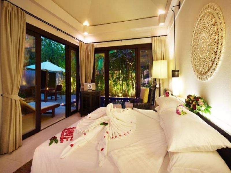 โรงแรมอัสสรา วิลลา แอนด์ สวีท
