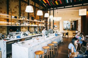 ร้านอาหาร Rocket Coffee Bar