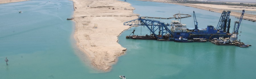 New Suez Canal Photo 2