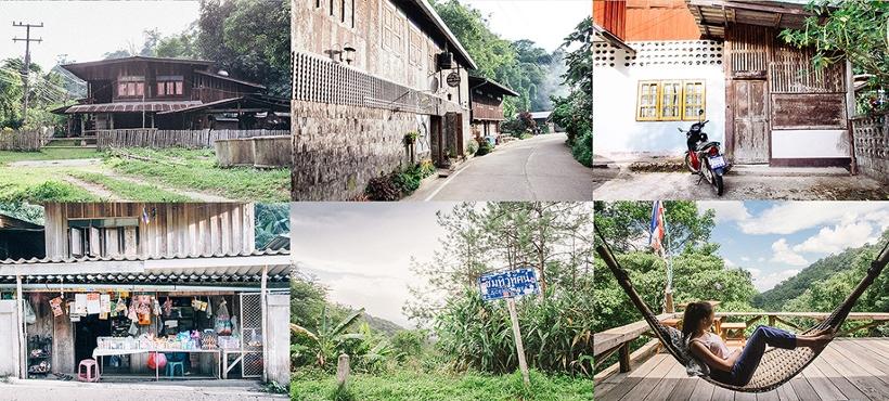 แม่กำปอง !!!!! บ้านน้อยในป่าใหญ่ที่เขียวและเย็นตลอดปี
