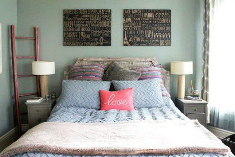 """6 เรื่องที่คู่รักต้องใส่ใจ และควรมีไว้ใน """"ห้องนอน"""""""