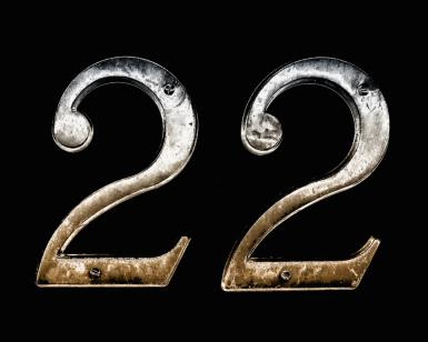 Number 2 twice
