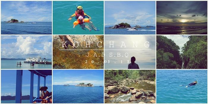 ไปเกาะช้างแบบคนงบน้อย แต่อยากเที่ยว