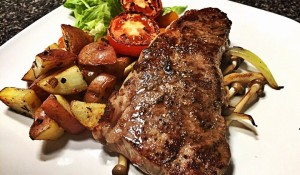 Rib eye steak19