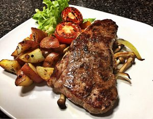 [How To] Rib eye steak สเต็กเนื้ออร่อยเหาะขึ้นสวรรค์ ไม่ต้องง้อร้านดัง ว่ะฮะฮ่ะฮ่า