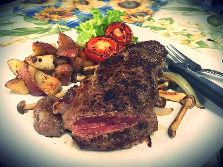 Rib eye steak21