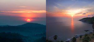 """""""5 สถานที่ ชมพระอาทิตย์ขึ้น"""" สวยดั่ง มีมนต์สะกด"""