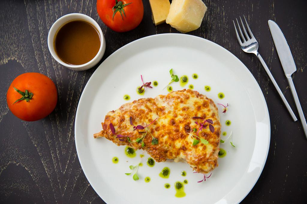 Pork Chop Parmigiana 1