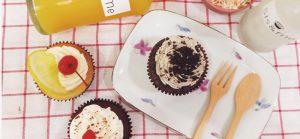 """""""Sis & Me"""" Cupcake ร้านคัพเค้กโฮมเมดในซอยอารีย์"""