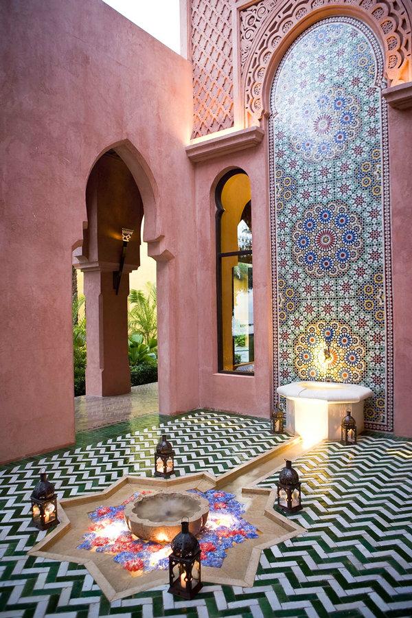 Villa Maroc Resort1