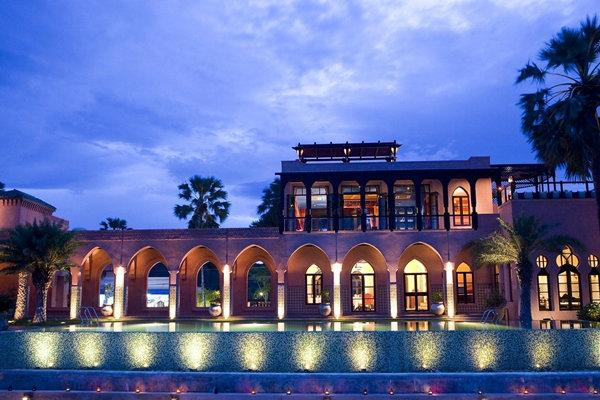 Villa Maroc Resort2