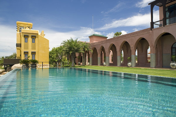 Villa Maroc Resort3
