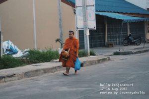 เที่ยวกาญจนบุรีด้วยเงิน 550 บาทก็พอ ตอนที่1