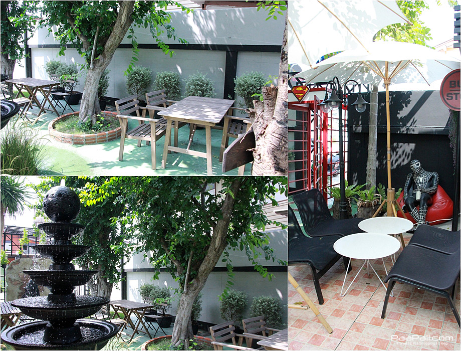ร้าน The  Hero Cafe (13)