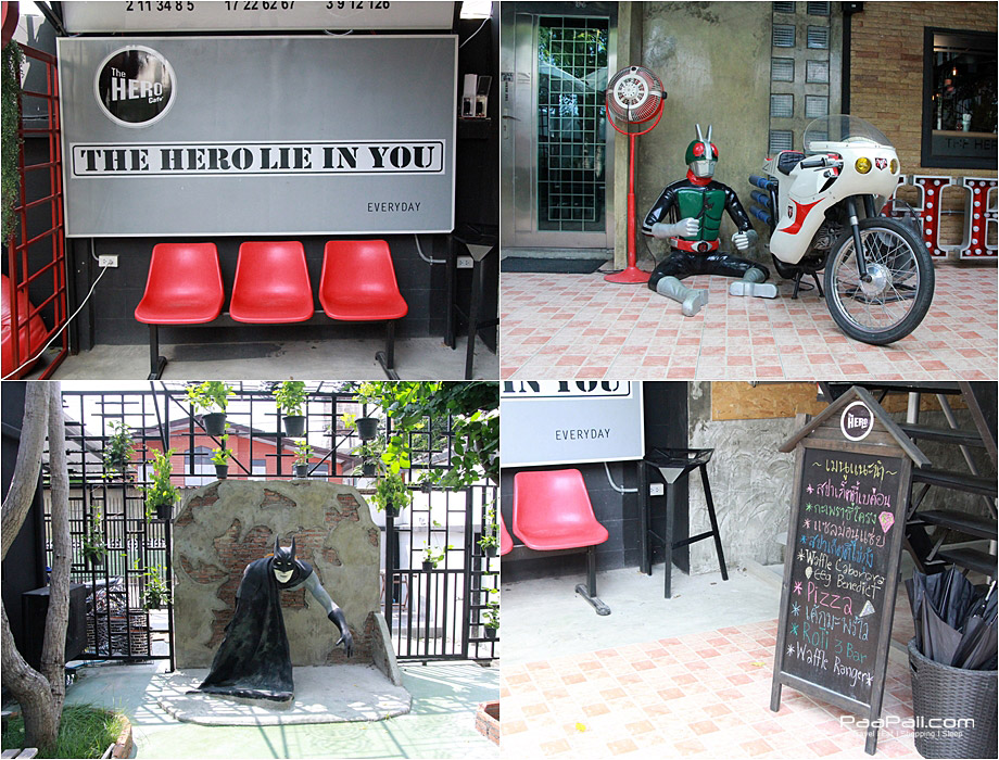 ร้าน The  Hero Cafe (14)
