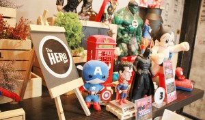 ร้าน The  Hero Cafe (8)