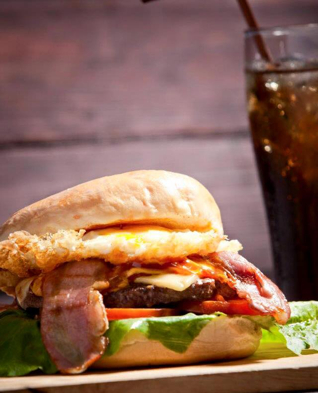 Amp Burger Bar