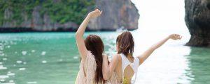 """พาไปดูภาพสวยๆของ """"เบลล่า"""" กับทะเลสวยสดใสมาก"""