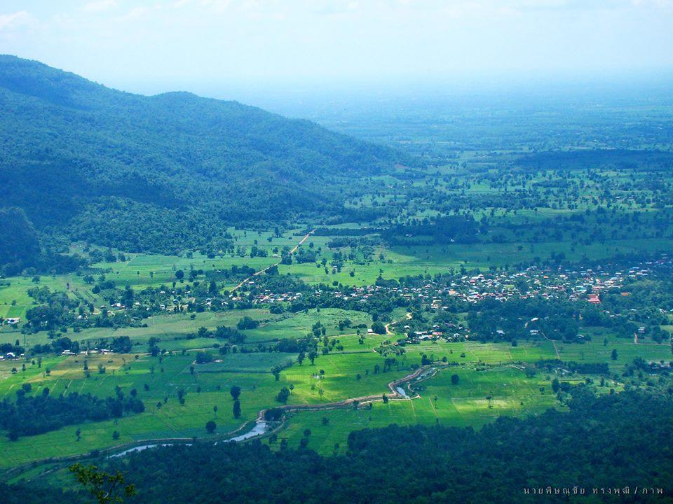 จุดชมวิวบ้านเผ่าไทย