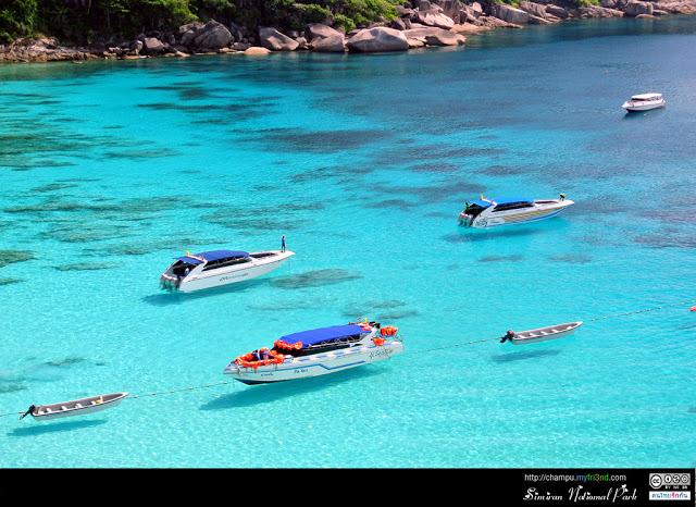 อุทยานแห่งชาติหมู่เกาะสิมิลัน1