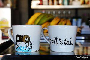 นั่งชิลล์ กับธรรมชาติกลางเมือง พร้อมกลิ่นกาแฟ และของหวาน
