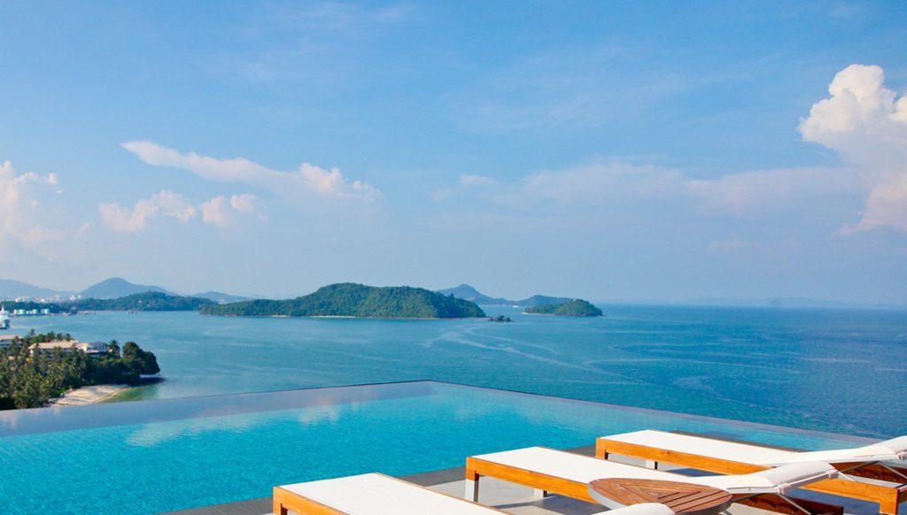 ส่อง 6 โรงแรมหรู..ราคาสะท้านฟ้าของไทย