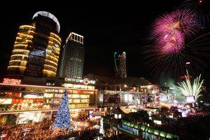 ส่งท้ายปีกับเทศกาลแห่งความสุขทั่วประเทศ  Thailand Countdown 2016