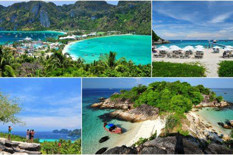 10 ทะเลไทยสวยติดอันดับโลก...ไม่ไปไม่ได้แล้ว