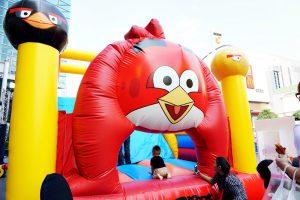 Let's Play Angry Birds เล่นฟรี้เล่นฟรีดี๊ดีอะ
