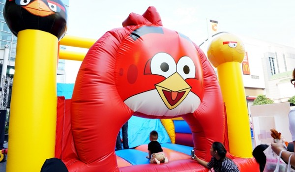 Let's Play Angry Birds  (6)