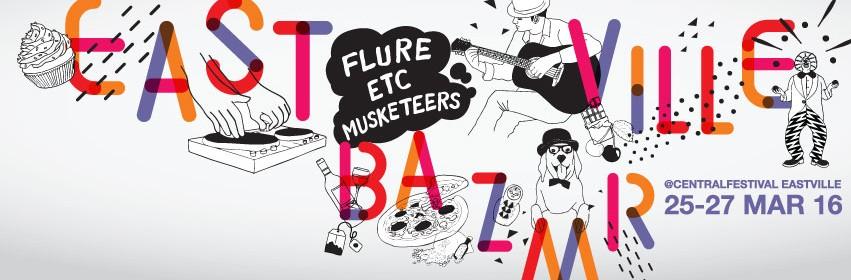 งาน EastVille Bazaar 2016 (1)