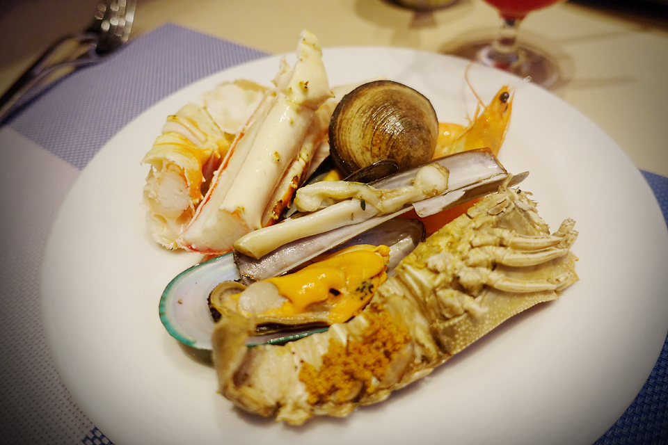 จัดหนัก จัดเต็ม กับ บุฟเฟ่ต์ Seafood นานาชาติ ที่ The Westin Grande Sukhumvit Bangkok