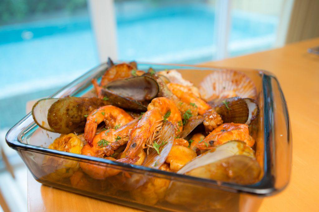 พาไปเข้าครัวทำเมนูง่ายๆ ทานได้เองที่บ้าน ... ทะเลถัง