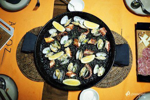 พาไปลองอาหารสเปนที่ ARROZ - Spanish Rice House