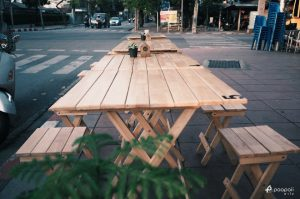 """พาไปเดินเล่นชิลล์ๆ กิน-นม-ขนมปัง ที่ร้าน """" รัง Street food' แยกพิชัย"""""""