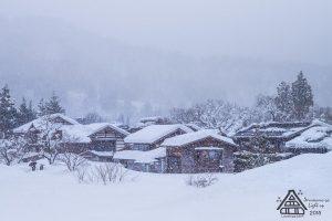 """พาไปเยือนหมู่บ้าน """"ชิราคาวาโกะ เมืองมรดกโลก"""" ที่คุณต้องตกหลุมรัก"""