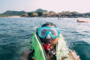 """รีวิว One Day Trip """"เกาะแสมสาร """" จังหวัดชลบุรี ทะเลสวยสุดประทับใจ"""
