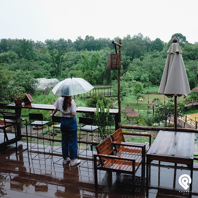 """ใช้ชีวิต เนิบ เนิบ 3 วัน 2 คืน ความสุขในหน้าฝนที่ """"น่านนคร"""""""