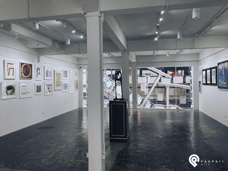 """พาไปชิลล์ """"Palette Artspace"""" ร้านใหม่ย่านทองหล่อ ใครยังไม่มาถือว่า OUT"""