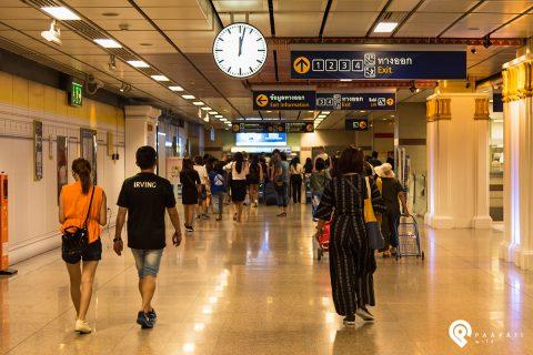 พาไปชมความงาม MRT เปิดใหม่ทั้ง 4 สายซึ่งสวยที่สุดในประเทศไทย