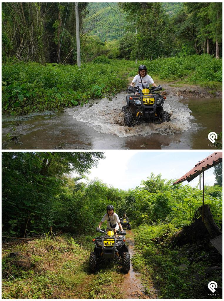 พักผ่อนชิลธรรมชาติ เล่นกิจกรรมสุดมันส์ @ River Kwai Village