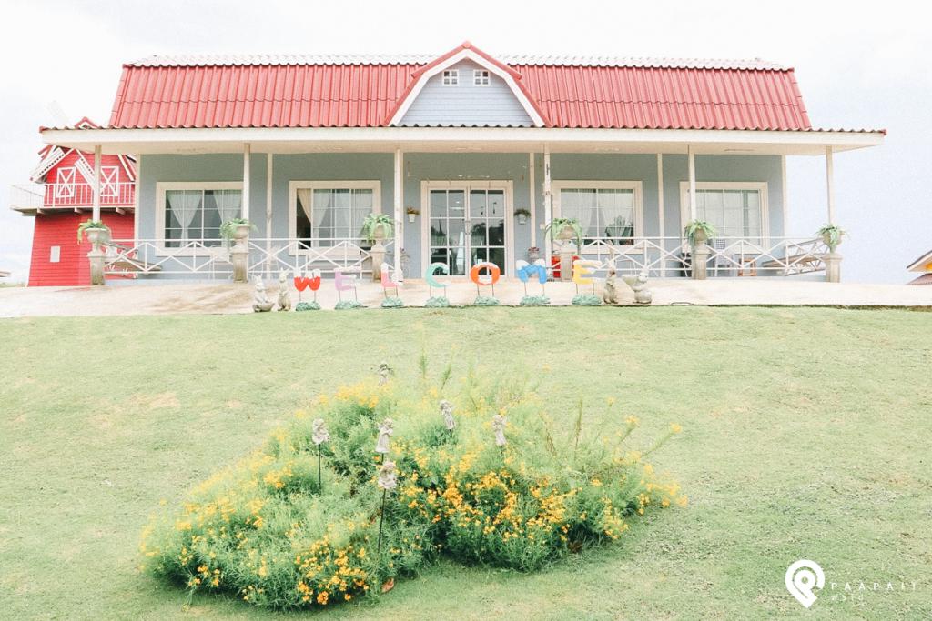 """พาไปพัก """"บ้านกระต่ายป่าโฮมสเตย์"""" ที่พักอบอุ่น น่ารัก @ปากช่อง"""