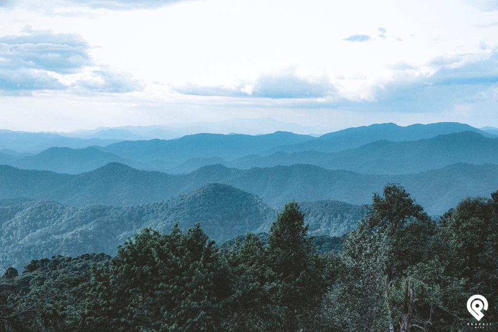"""""""กิ่วฝิ่น"""" 1,517 เมตร ยอดดอยที่สวยที่สุดในลำปาง"""